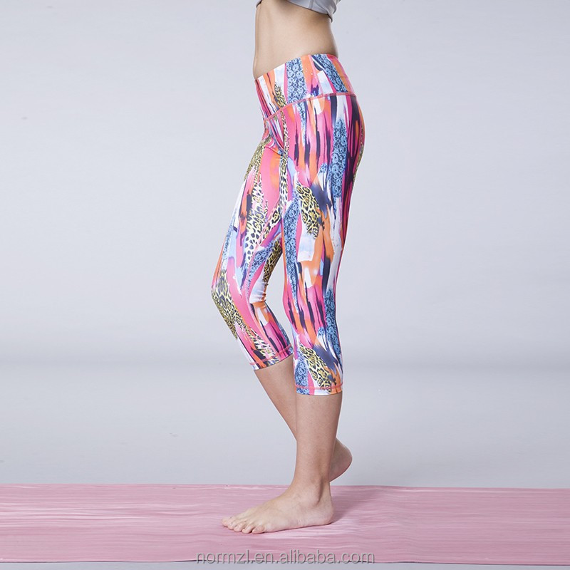 Fashion Designer Ladies Fitness Spandex Lycra Gym Wear - Buy ...