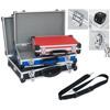 Varo Slimline Triple Set of 3 Storage Tool Carry Cases Small / Medium / Large with Handle & Locking Clasps PRM10103X