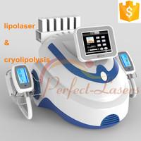 lipolaser Body Face Neck Contouring lipolysis freezing fat cell slimming machine