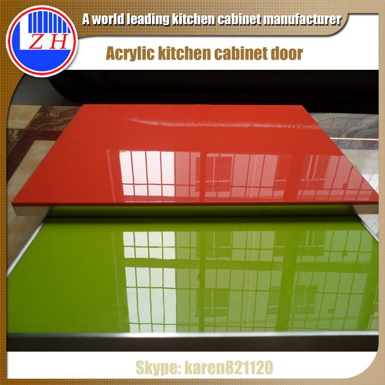 Acrylic Kitchen Cabinet Door Acrylic Kitchen Cabinet Door 3