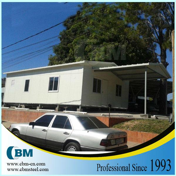 Paraguay hot selling 3 bedroom light steel villa VH14273A