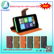 Fancy Stylish Cell Phone Leather Wallet Flip Cover For Nokia N8