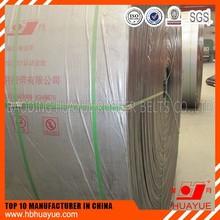 Customized industrial high temperature rubber/nn conveyor belt