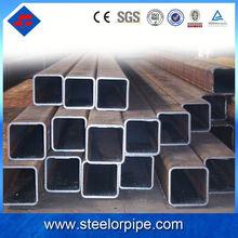 tubo quadrato di ferro nero 50x50