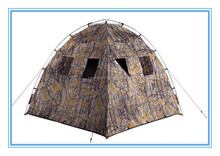 Cold weather fire resistant ice fishing tents canvas tent camouflage tent