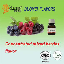 Concentrated PG/VG mixed berries liquid flavor for Beverage,Dairy and Candy,drink