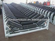 coal mining industry belt conveyor OEM impact trough roller