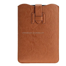 Exquisite PU Leather Pouches for iPad mini 3, For iPad mini 2, For iPad mini