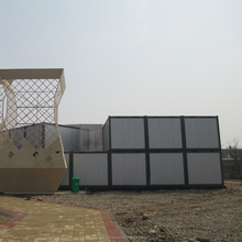 easy installation solid commercial modular booth