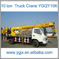 small mobile mini-truck with cranes