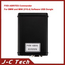 2015 FVDI ABRITES Commander For BMW and MINI (V10.4) Software USB Dongle