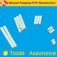 China plastic manufacturer supplying PTFE magnetic stirring bars