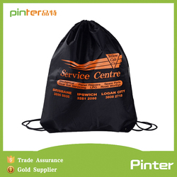 Top quality New recycle urban 210D polyester bag zip