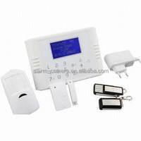 factory offer! 4 languages protection against every threat your home faces for wireless alarm system 868MHZ