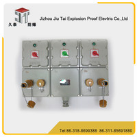 Jiutai switch cabinet/explosion proof distribution box/Switchgear/low voltage panel