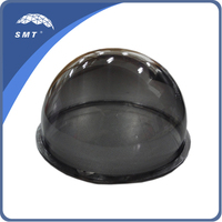 Optical Dome Bubbles for CCTV Spare Parts, Smoked Bubbles SMT-04H56B-S