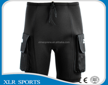 neoprene wetsuit pants,shorts for swimming,surfing,kayaking,jet ski
