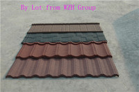 spanish roofing tiles Construction material stone metal roof tile