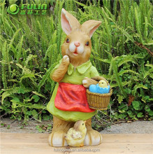 Wholesale Resin Rabbit Figure 18.1""