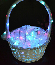 2015 Christmas gift packing LED Ribbon LED Lights