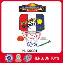 hot item basketball hoop set sporty toy EN71