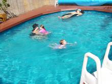 2015 hot sale fiberglass swimming pool designs