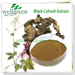 black cohosh powder extract/black cohosh root powder/black cohosh extract(triterpene glycosides)