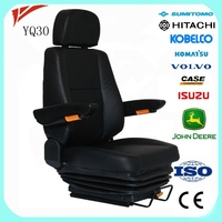 Luxury motor seats for Transit Mixer, Truck, Mixing with height adjust