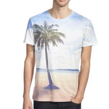Low price First Choice o-neck printed custom t shirt