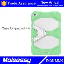 Durable cheap price back case for ipad mini 4
