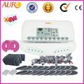 Profissional au-6804 estimulador elétrico muscular para emagrecer