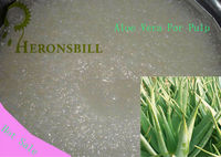 Aloe Vera With pulp as raw material,Aloe vera pulp for aloe vera juice with pulp