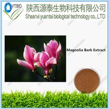 Supply natural Magnolia Bark Extract/Magnolia Bark Extract Powder/Magnolia Bark Extract Honokiol and Magnolol 2%~98%
