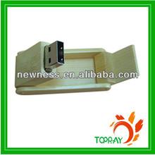 Custom wooden USB flash drives promotion gift 2G 4G 8G