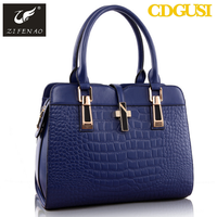 New style Pierced female single shoulder bag hot fashion lady handbag leather