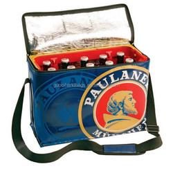 Promotional Tarpaulin Beer Bottle Cooler Bag