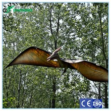 Animated Outdoor Flying Dinosaur Games
