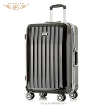 Top Grade Aluminum Frame ABS PC Trolley Suitcase