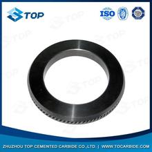 experienced zhuzhou direct supplier finish tungsten carbide roll ring for ribbing steel bar