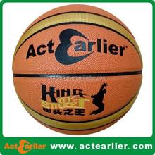 PU basketball balls for basketball games