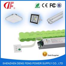 Emergency lighting module for 18W led light with Emergency inverter kit high power battery for 1.5 hours duration