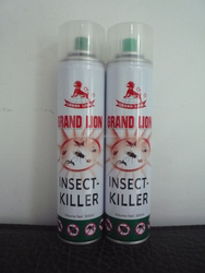 2015 factoy direct selling aerosol insect killer spray