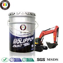 Waterproof Good Adhesion Baking Paint For Construction Machinery