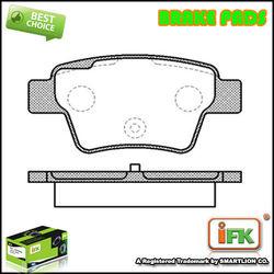 4253.40 for Peugoet 207 307 Citroen C4 Disc Brake Pads