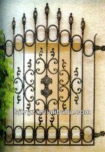 The fashion style iron window design