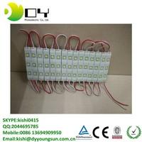 12V 0.48W injection led module SMD 5050 waterproof/5050smd rgb led module