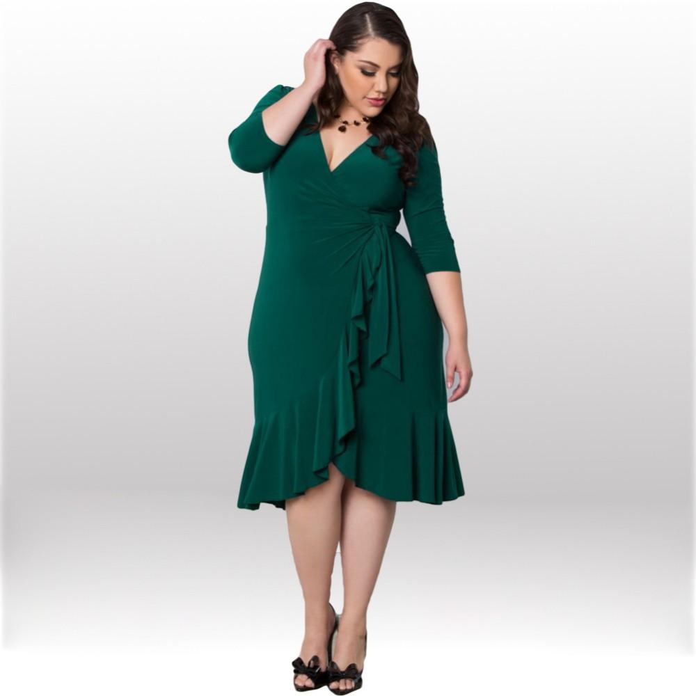 Самый большой размер женской одежды