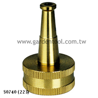 "2"" Power Brass Water Jet Nozzle"