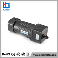 Waterproof Protect Feature High Torque Ac Motor For Andiron