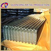 Cold Rolled Corrugated GI Sheet Price